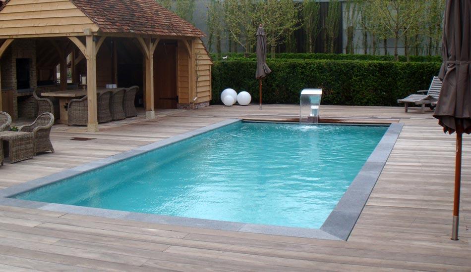 Optipool zwembaden en pompen kontich antwerpen mechelen for Zwembaden in tuin